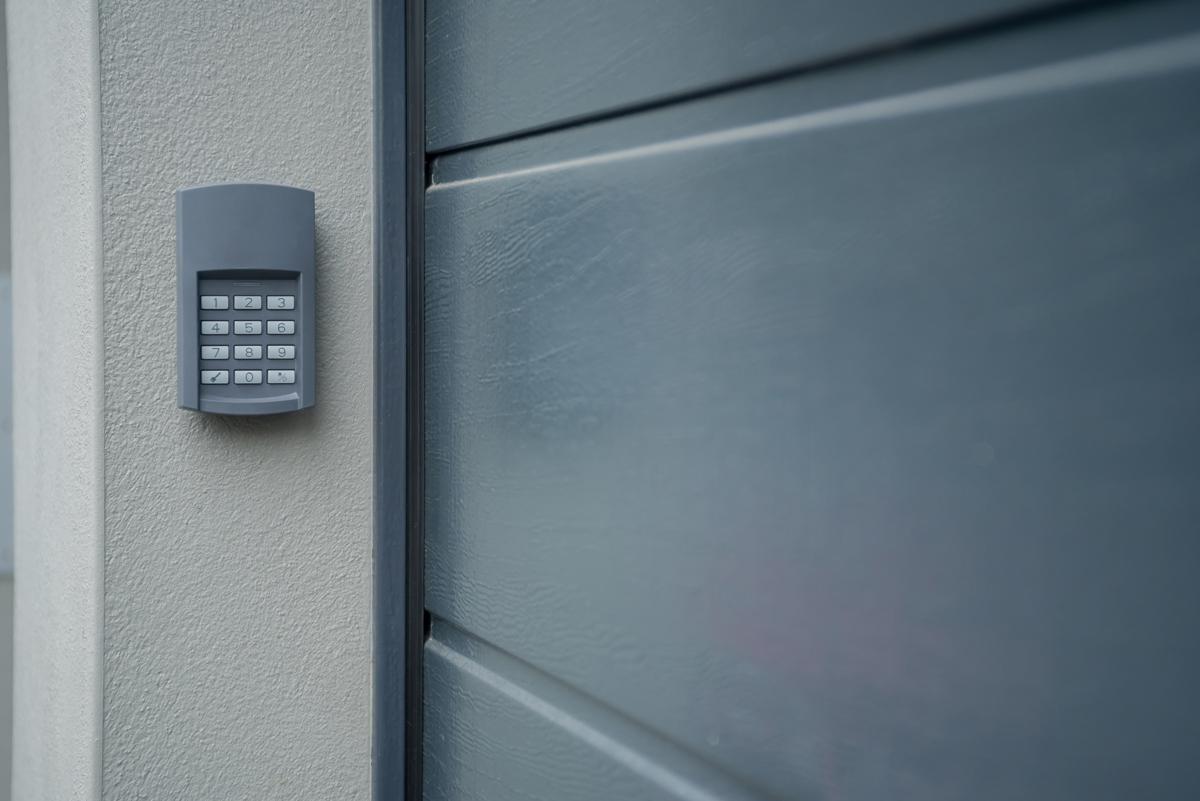 Garage Door Keypad Guide | The Overhead Door Company of Charleston