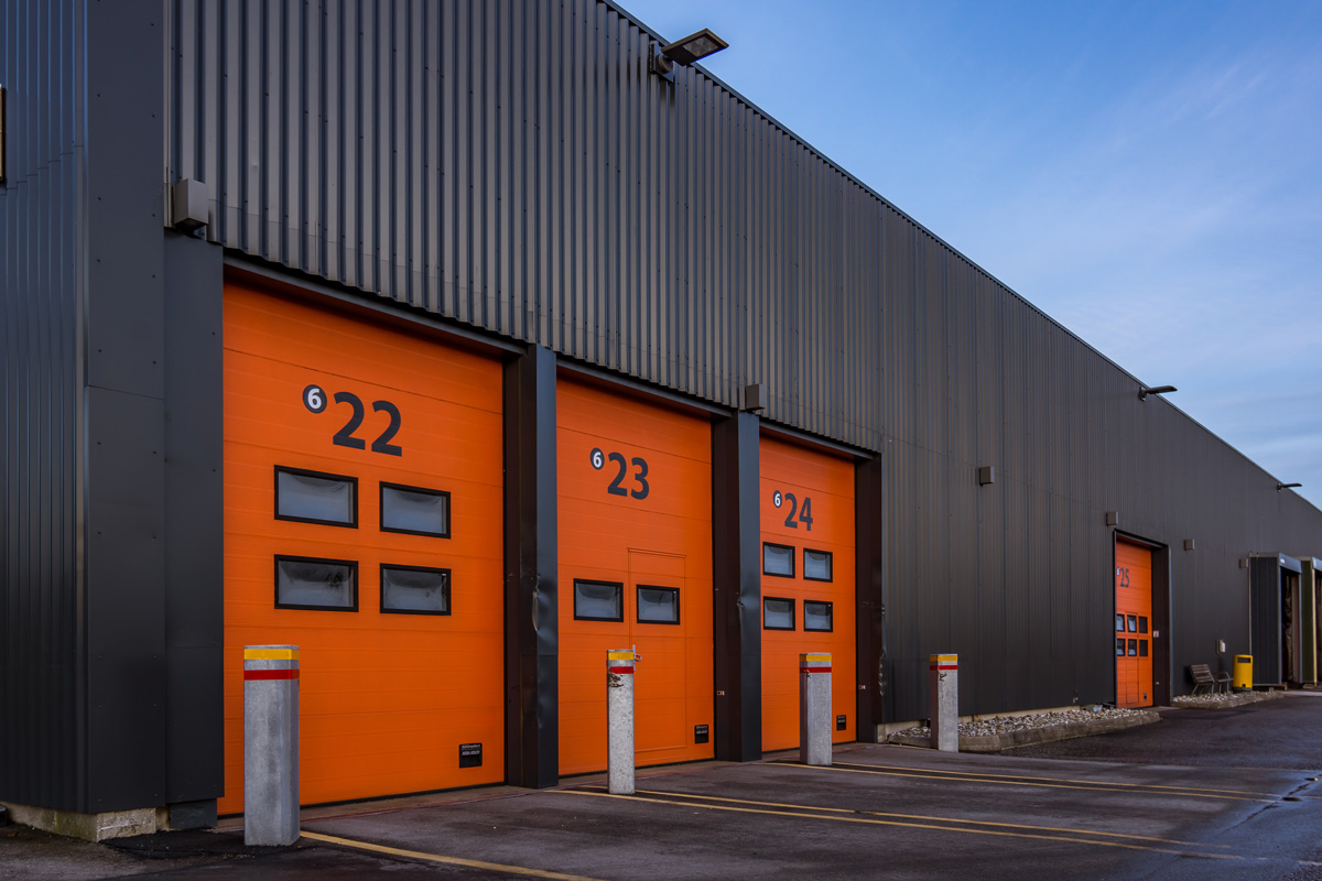Overhead Door Charleston Commercial Door Guide