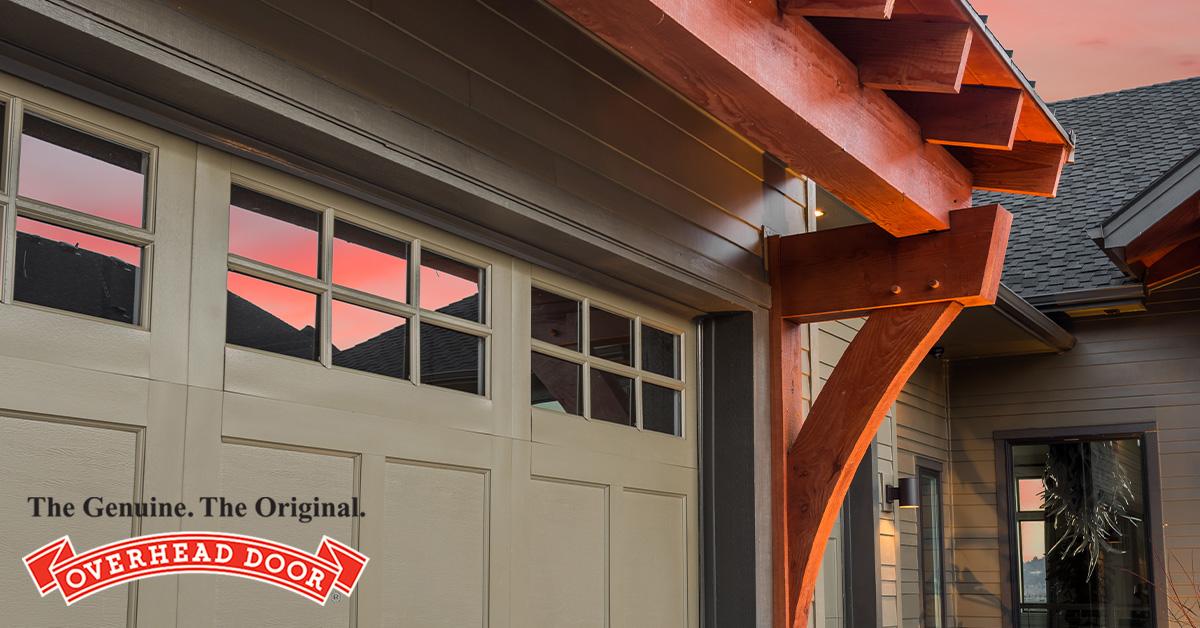 Garage Door Upgrade | Overhead Door Company